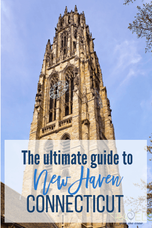 The top 5 things to do in New Haven CT! Enjoy museums, pizza, parks, and the beach! #NEWHAVEN #newhavenpizza