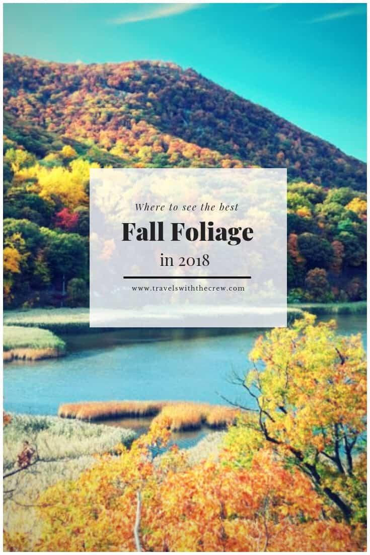 New England Fall Foliage-What to do when Vermont is all booked up.