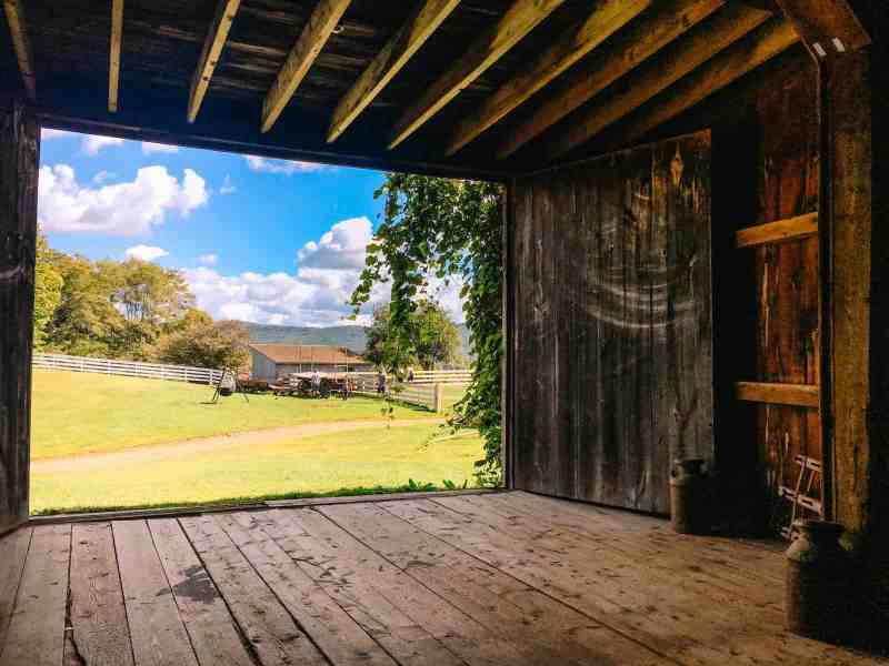 Hancock Shaker Village view-0869
