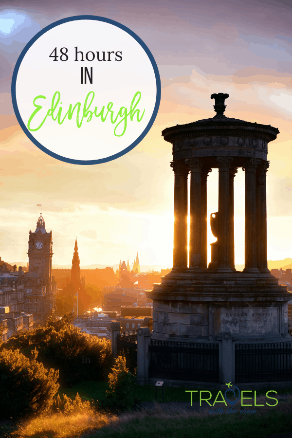 You can fit a lot of fun into 2 days in Edinburgh. Visit the Royal Mile, Mary Kin'gs Close, Arthurs Seat, and Camera Obscura. #edinburghattractions #todoinedinburgh