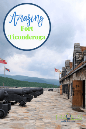 Fort Ticonderoga with your kids