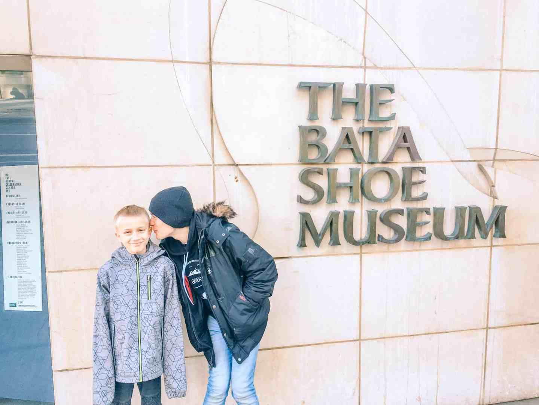 Bata Shoe Museum Toronto