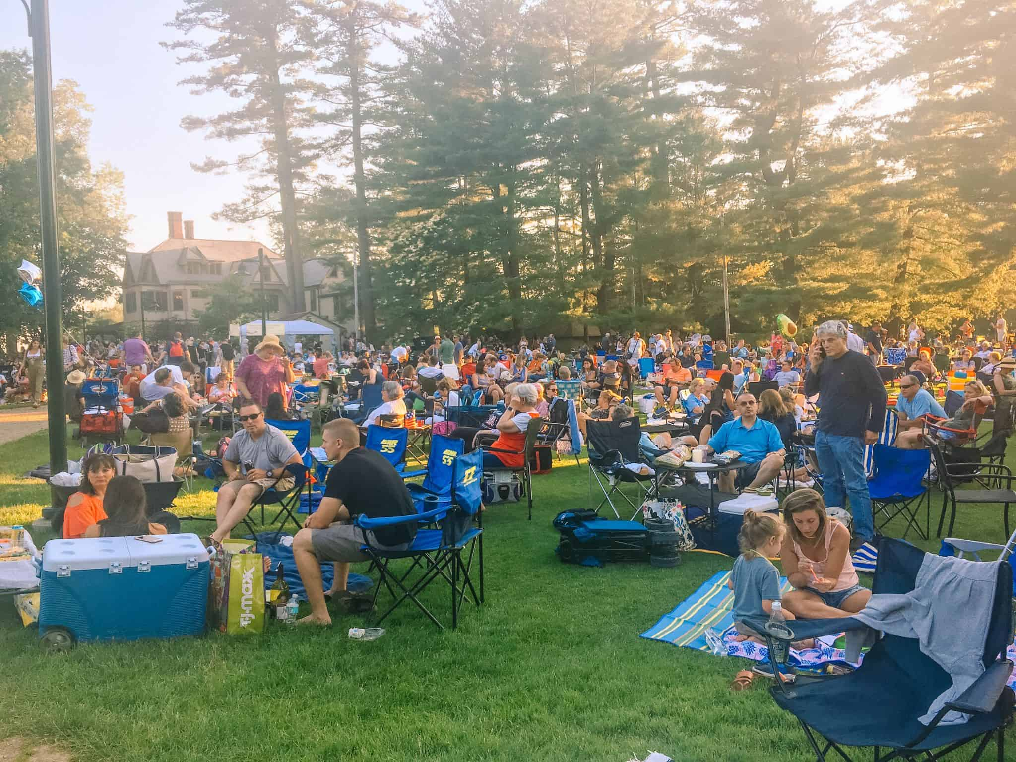How to see James Taylor at Tanglewood