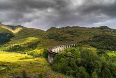 How To Do Scotland In One Week
