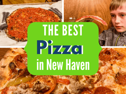 The Best Pizza in New Haven, Connecticut
