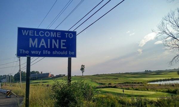 Boston to Acadia Road Trip
