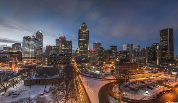 Montreal vs. Toronto