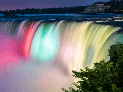 Visiting Niagara Falls with Kids