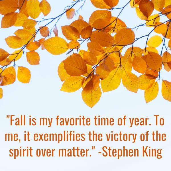 49 Autumn Quotes