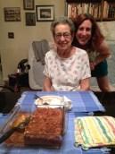 happy 90th birthday Mom!!