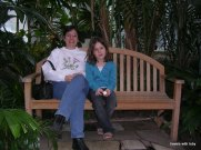 at the Como Conservatory