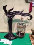 The caged bird-Maya Angelou