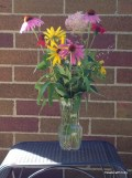first of many summer vases