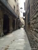 street near PIcasso museum