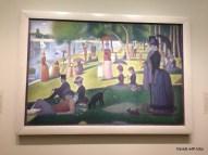 La Grande Jatte by Seurat