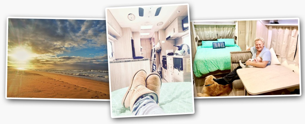 pic2-1024x417 Camping, Glamping, Van-ping…we're on the road again!