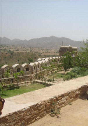 Dadhikar Fort Alwar
