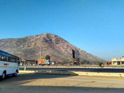 Road Trip To Haunted Fort Bhangarh