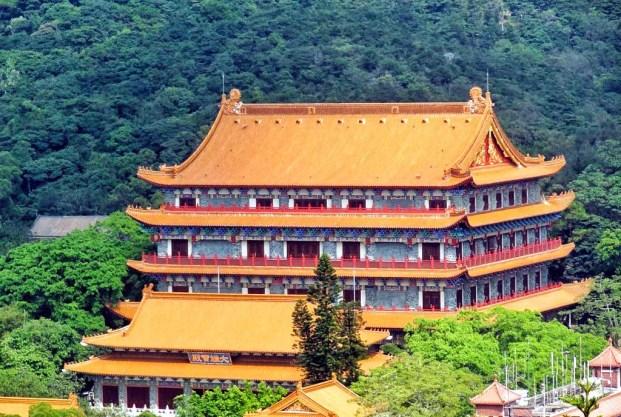 Hong Kong Ngong Ping