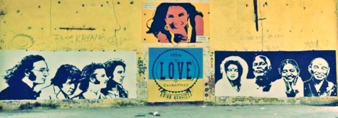 Rishikesh murals