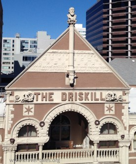 cropped Driskil roof top