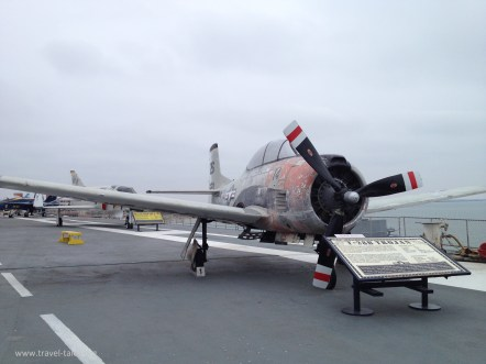 USS Lexington Trojan