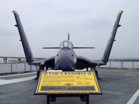 USS Lexington Banshee