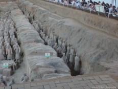 Xi'an 242 Terracotta warriors
