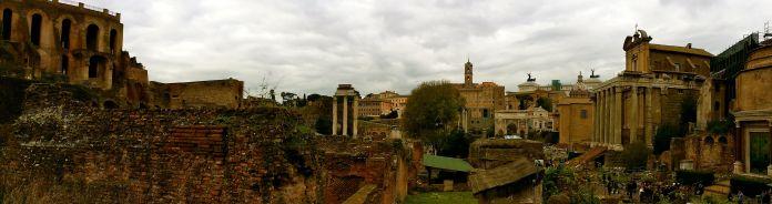 The Roman Forum