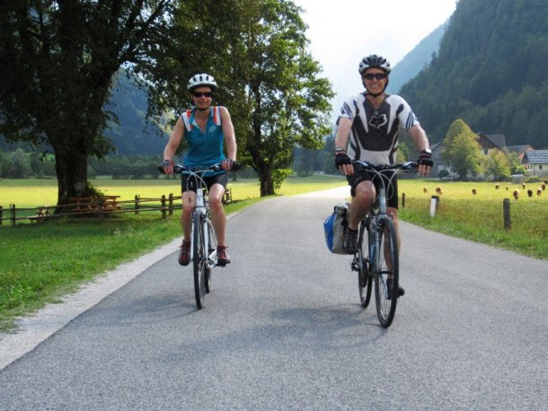 Cycling slovenia