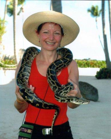 Snake Dominican Republic