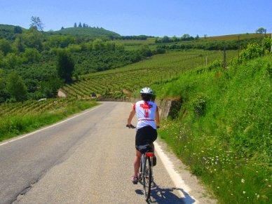Cycling Italy