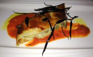Eggplant Strudel