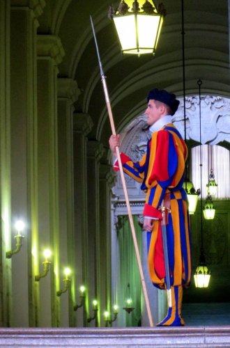 Vatican Swiss Gurad
