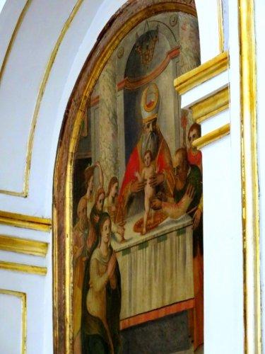 Circumcision of Jesus 1599 Fabrizio Santafede