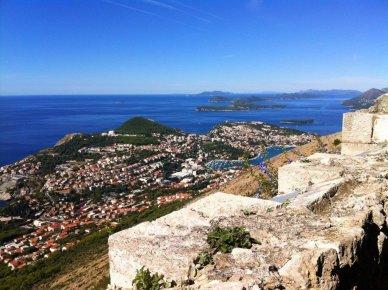 Dubrovnik Croatia best view