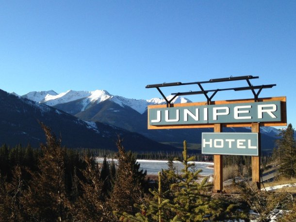 Juniper Hotel Banff