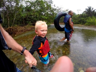 Belize family travel
