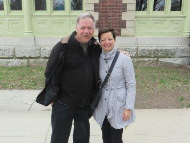 Walks of New York guide Ellis Island
