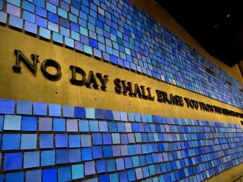 National 911 Memorial Musuum art