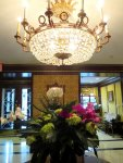 Lobby Hotel Elysee New York City