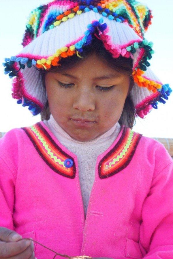 Will tourism sink Peru's floating islands Lake Titicaca