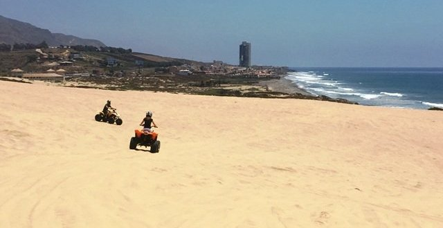 ATV off roading Mexico