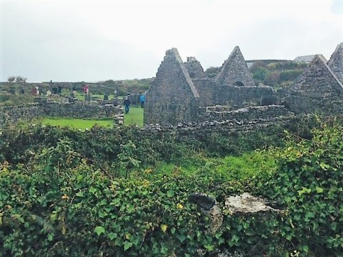 Dun Aegnus Fort Inishmore Island