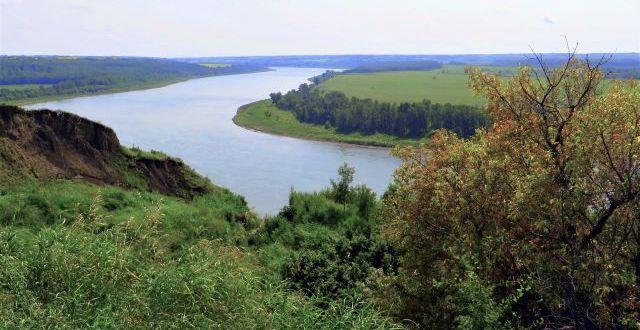 Battle of Batoche South Saskatchewan River