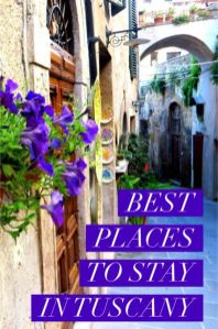 Planning to travel Italy? Who can resist the beauty of Tuscany hill top towns. Click for the tested guide to best places to stay in Tuscany hill towns. #Italy #Italytravel #Tuscany