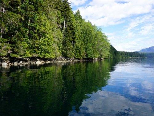 Canada getaway Blind Channel resort