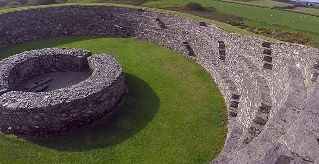 Irish stone forts