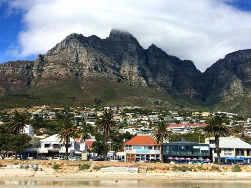 Camps Bay Capetown South Africa