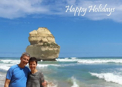 Happy Holiday Travel Tales of Life